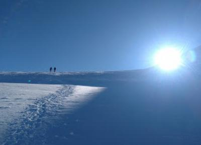 W podróży do chmur : Alpejska Wyprawa na Masyw Monte Rosa 2017 - Dzień 5. Punta Gnifetti (Signalkuppe) i Punta Parrot (Parrotspitze)