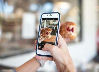 Aplikacje mobilne których używam na co dzień – Monika Gaca | Wyjątkowa szara myszka