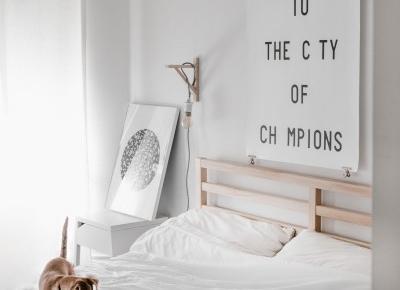 DIY: Jak samodzielnie wykonać łóżko z palet? – Monika Gaca | Wyjątkowa szara myszka