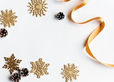 DIY: 2 pomysły na dekoracje świąteczne – Monika Gaca | Wyjątkowa szara myszka