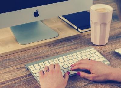 Blogi i strony na które chętnie zaglądam – Monika Gaca | Wyjątkowa szara myszka