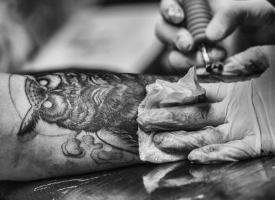 Pierwszy tatuaż - moje doświadczenia