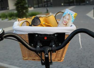 get your inspiration!: Rowerem w wielkim mie?cie