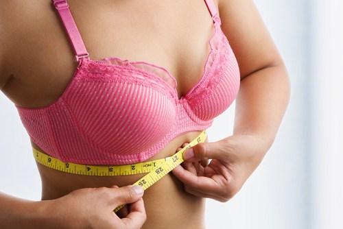 NiKA Profesjonalny Bra Fitting: Wielkość piersi może zmieniać się w zależności od....