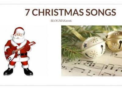 Jessica Januszkiewicz: 7 CHRISTMAS SONGS / Blogmas 2016 [2]