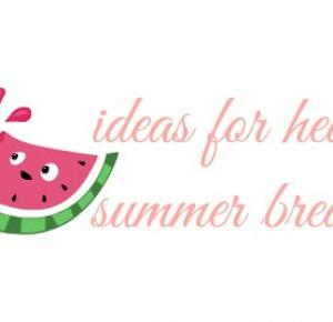 love yourself: get fit with Aga#2 - ideas for healthy, summer breakfast