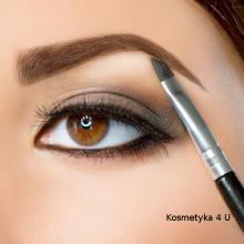 Makijaż brwi - jak poprawić kształt brwi makijażem | Kosmetyka 4 U