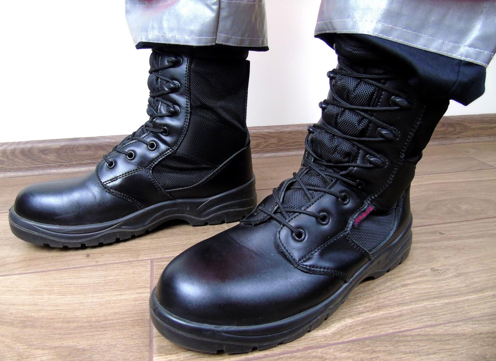 Blog testerski: Solidne obuwie taktyczne ZEPHYR - Nierozerwalny element ubioru każdego Strażaka, oraz Ratownika Medycznego.