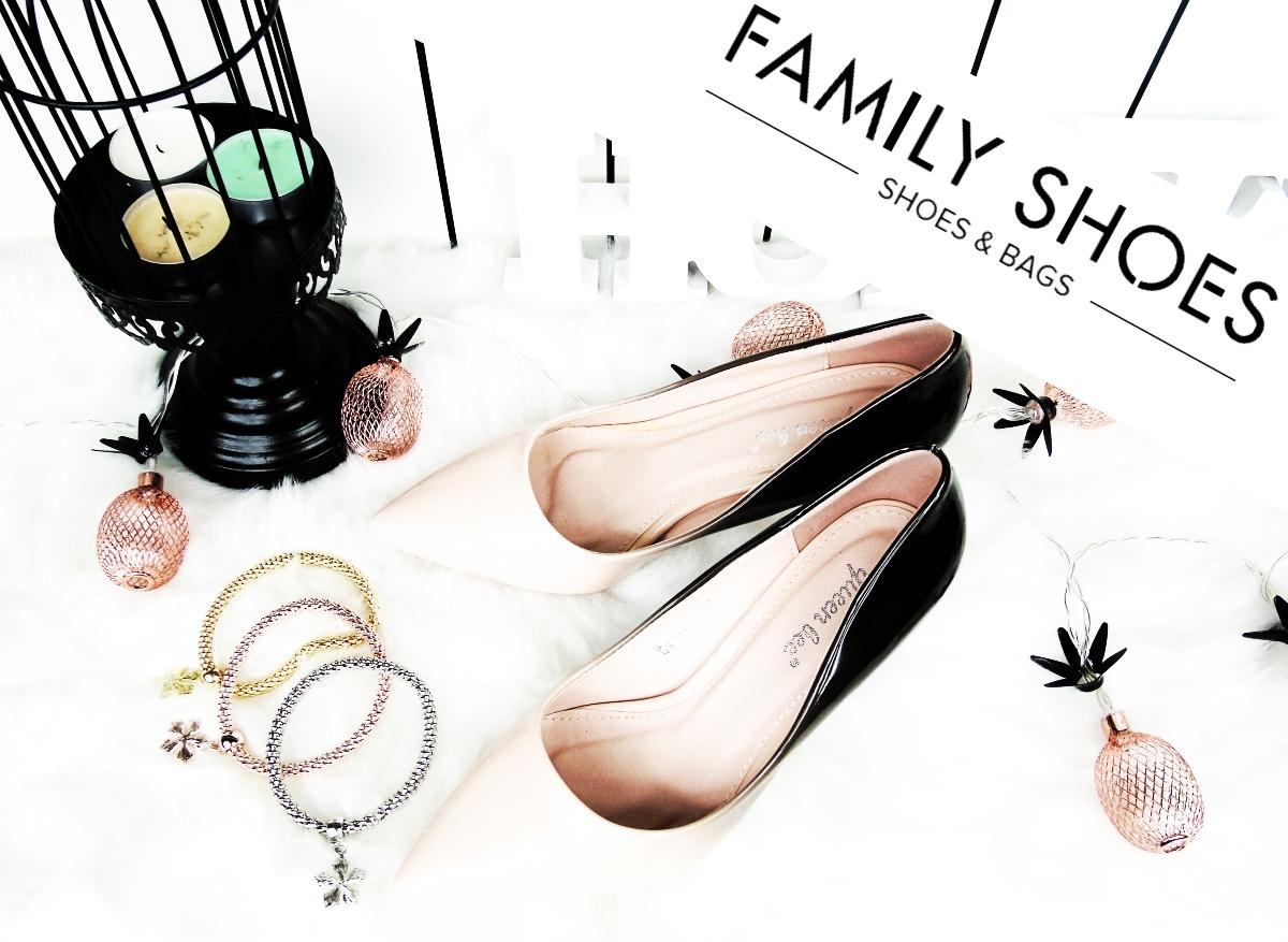 Blog testerski: Śliczne, lakierowane szpilki ombre ze sklepu FAMILY SHOES