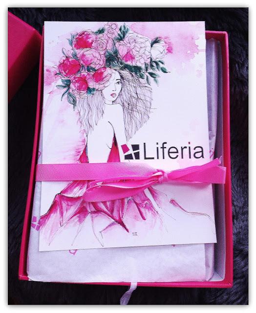 Secrets of beauty- Tajemnice Piękna: Liferia- pudełko urody pełne tajemnic.