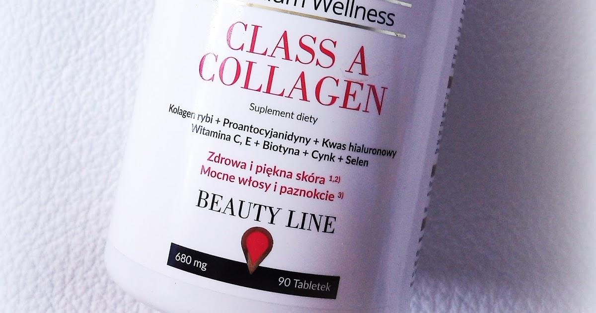 Secrets of beauty- Tajemnice Piękna: NOBLE HEALTH, CLASS A COLLAGEN- Recenzja