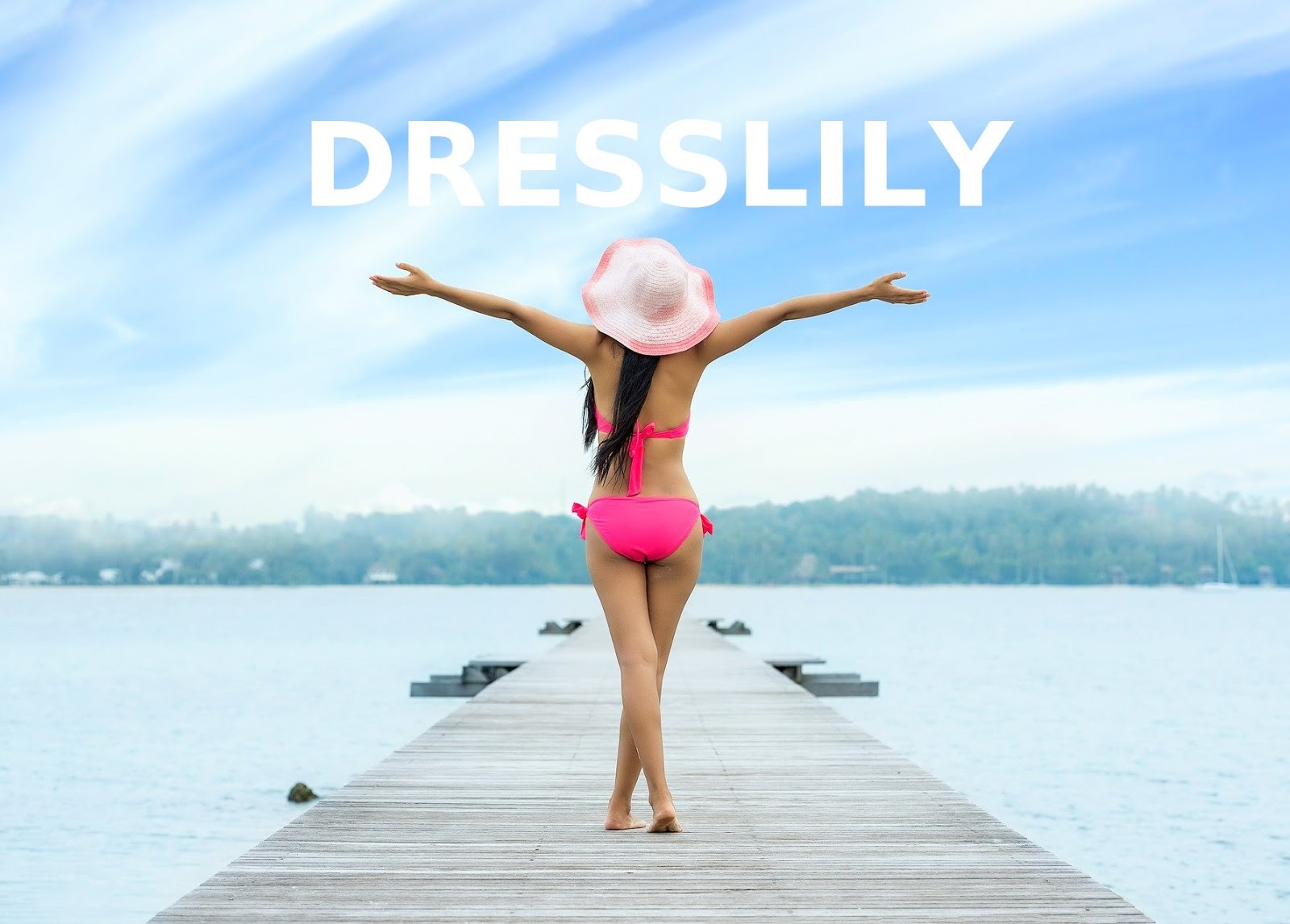 BLOG TESTERSKI: Beach fashion from Dresslily.