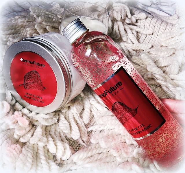 Secrets of beauty- Tajemnice Piękna: DERMO FUTURE- Zestaw Natural Spa  z ekstraktami z owoców leśnych.