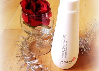 Secrets of beauty- Tajemnice Piękna: Emulsja Aqua pi Cosmetics- Zwiększenie objętości i spektakularne uniesienie piersi, nawet o 3,5 cm!
