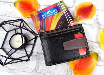BLOG TESTERSKI: Skórzany męski portfel w wersji SLIM, który zmieściszw każdej kieszonce.