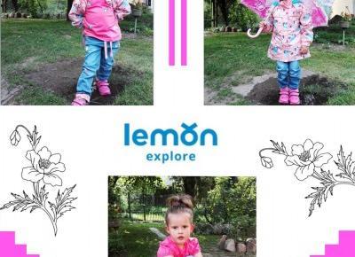 Blog testerski: Wiosenna stylizacja dziecięca ze sklepu Lemon Explore - Bo maluchy też chcą być modne!