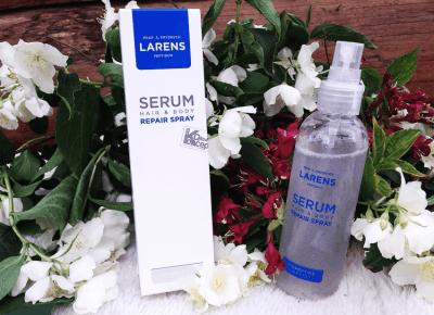 TYLKO SPRAWDZONE!   Blog testerski: Serum Hair & Body Repair Spray - Qltowy Kosmetyk 2016!