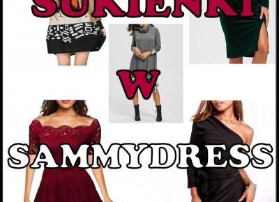 Blog testerski: SAMMYDRESS - Przegląd najmodniejszych sukienek!