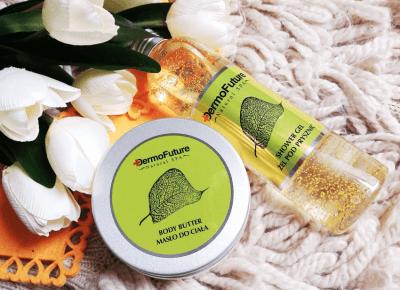 TYLKO SPRAWDZONE! Blog testerski: DermoFuture- Zestaw Natural Spa Melon & Papaya