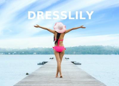 BLOG TESTERSKI: Beach fashion from Dresslily.