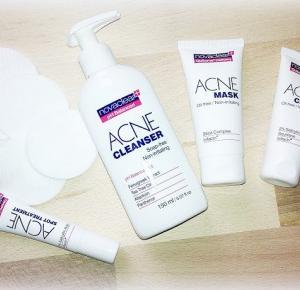 Secrets of beauty- Tajemnice Piękna: NOVACLEAR- seria kosmetyków przeciwtrądzikowych ACNE do codziennej pielęgnacji.