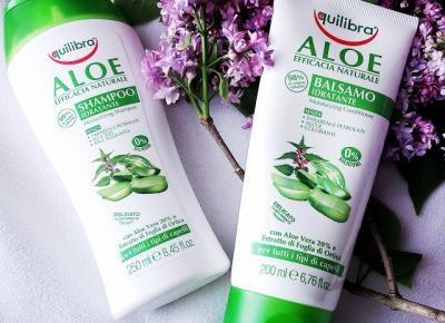 Tylko sprawdzone! - Blog testerski: Equilibra - Linia kosmetyczna NATURALE do pielęgnacji włosów.