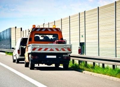 BLOG TESTERSKI: Awaria samochodu na autostradzie? - Pomoc drogowa temu zaradzi!