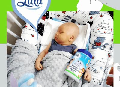 BLOG TESTERSKI: Lula baby - produkty do codziennej pielęgnacji niemowląt i dzieci w domu, oraz poza nim.