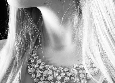 Secrets of beauty- Tajemnice Piękna: Przepiękna biżuteria El decor- czyli nowa współpraca ze sklepem broszka.com.pl