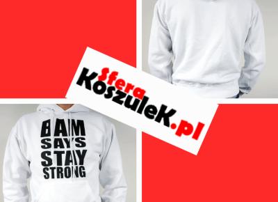 BLOG TESTERSKI: sferakoszulek.pl - wybierz ulubiony projekt i noś go na sobie!