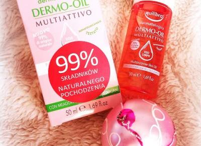 Secrets of beauty- Tajemnice Piękna: Dermo - Olejek Multiaktywny od  EQUILIBRA