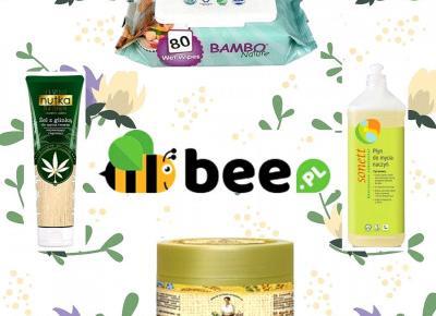 BLOG TESTERSKI: Kosmetyczne nowości z drogerii internetowej Bee.pl - czyli robimy bezpieczne zakupy bez wychodzenia z domu.