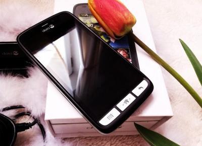 Tylko sprawdzone! - Blog testerski: Smartfon dla seniora Doro Liberto 820 - DOSKONAŁY PREZENT NA DZIEŃ MATKI I NIE TYLKO!