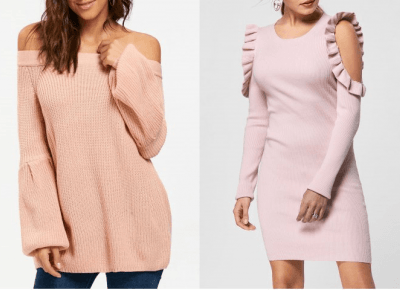 Blog testerski: ROSEGAL - Great, pink jumpers and something more for you!