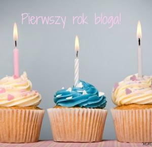 Pierwszy rok bloga - podsumowanie! - xevelynxo
