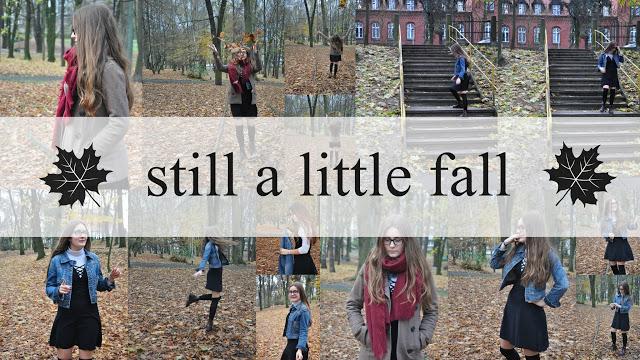 JULLIETT: still a little fall