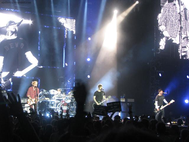 JULLIETT: Dreams come true! - Koncert 5 Seconds Of Summer