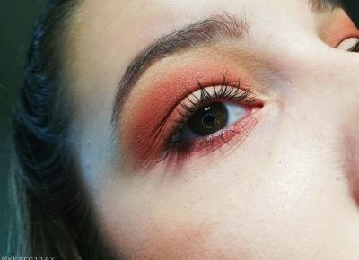 Jesienny makijaż na dzień | Makeup Revolution  - In my world
