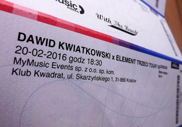 Katarzyna Kąkol: Dawid Kwiatkowski z mojego punktu widzenia