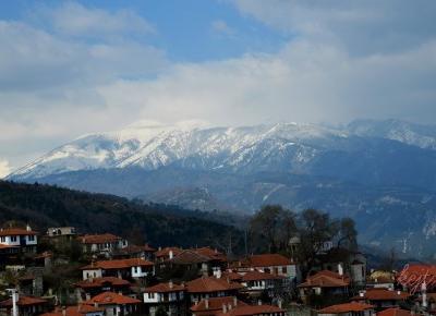 kejtx | blog lifestylowy: Paleos Panteleimonas- wioska na stokach Olimpu