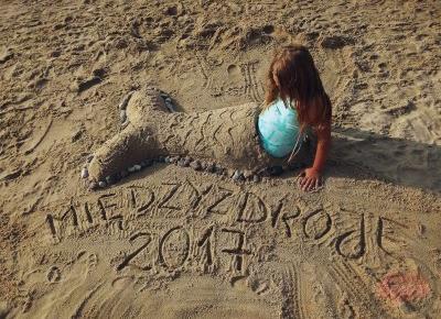 kejtx | blog lifestylowy: plaża w Międzyzdrojach