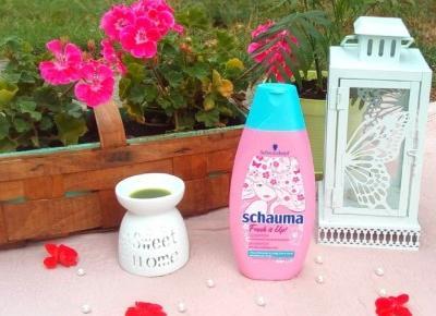 Schwarzkopf - Schauma, Fresh it Up! Szampon d | Opinia, realne zdjęcie