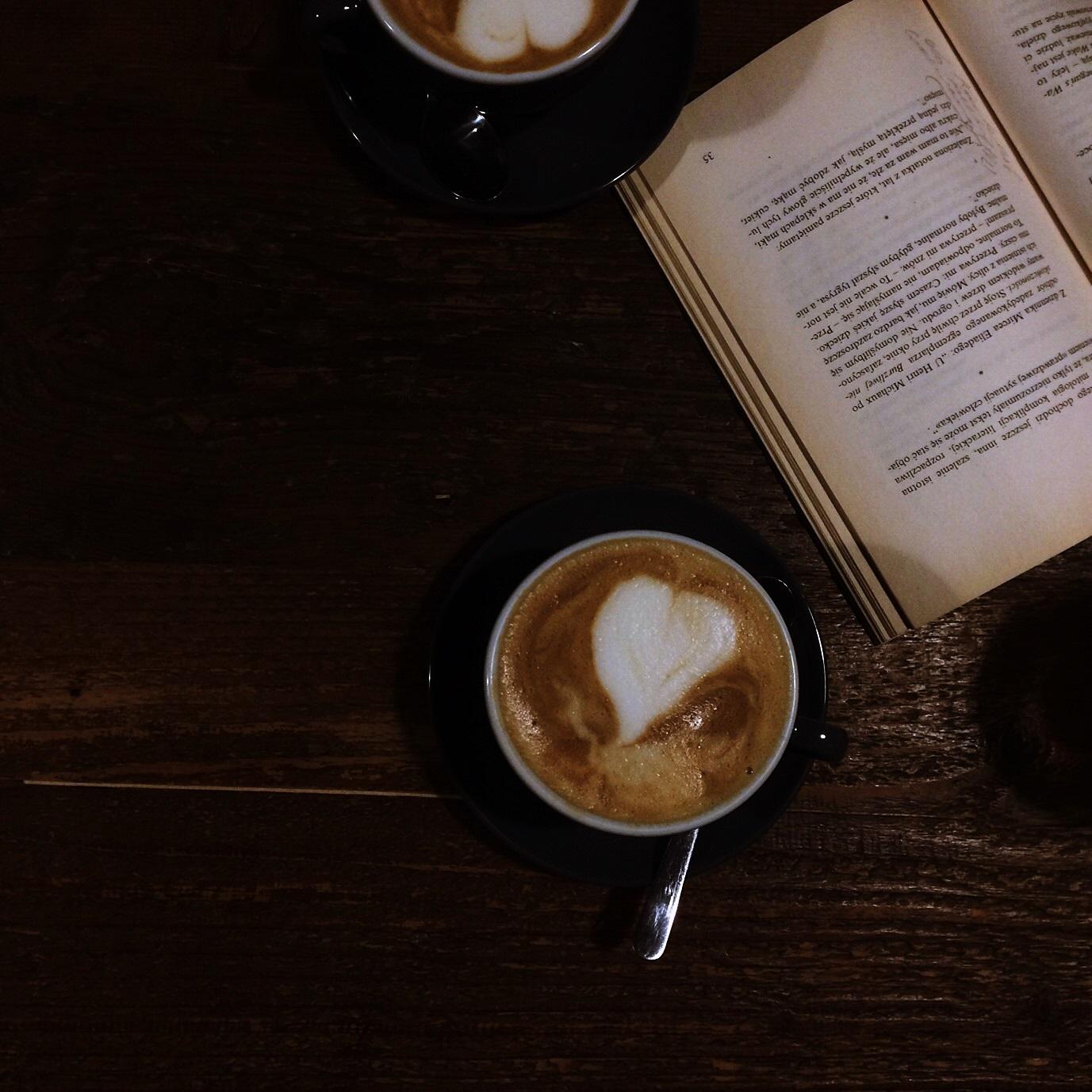 MAGDALEN'S: daily: coffee break