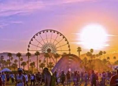 Stylizacje... Coachella!