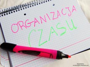 Organizacja czasu  - NicoooleNicky