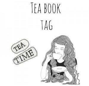 Pożeracz Ksiażek: Tea Book TAG