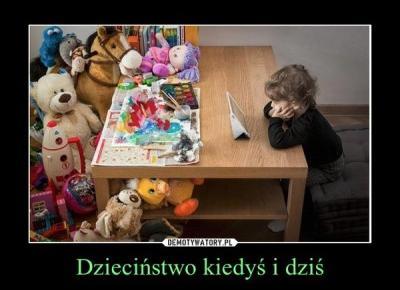 Wirtualne dzieciństwo