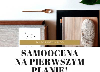 SAMOOCENA NA PIERWSZYM PLANIE