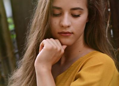 Yellow - Veroni by W.Jankowska