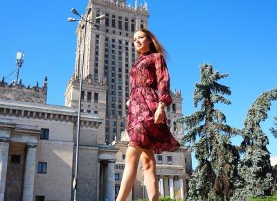Warszawa z butami od Ryłko 🌸